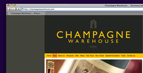 Champagne Warehouse