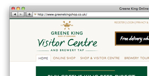 Greene King Online Shop