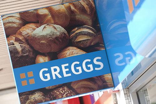 Greggs the baker